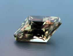 Rhombus Shape In Real Life http://www.atggems.com/Photos_Diaspore.htm