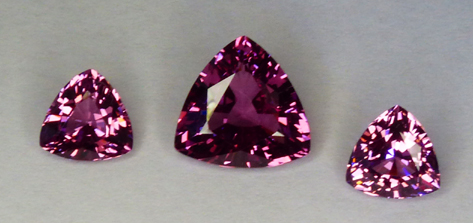 mahenge garnet matched suite