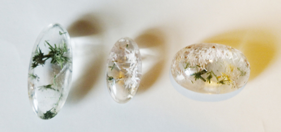 All That Glitters: Gemstone Photographs - Quartz