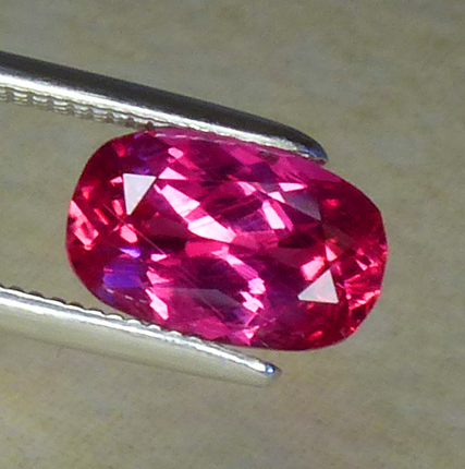 GIA Certed Ruby