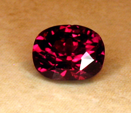 AGL certed large Ruby