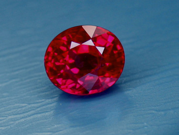 GIA certed Ruby from Burma