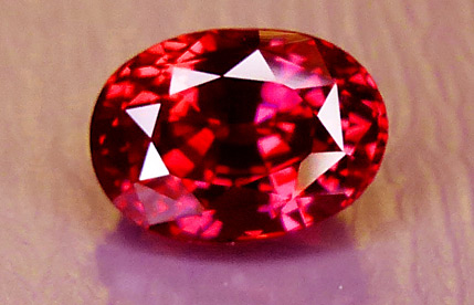 certed ruby, nivitigala