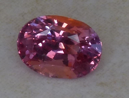 gia certed pad sapphire