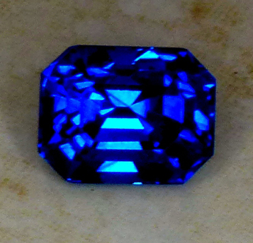All That Glitters Gemstone Photographs Sapphire