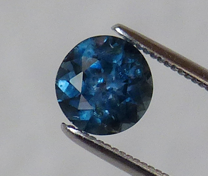 All That Glitters: Gemstone Photographs - Montana Sapphire