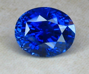 certed blue sapphire