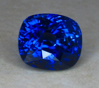 gia certed large blue sapphire