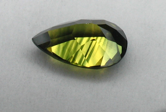 part-colored sapphire