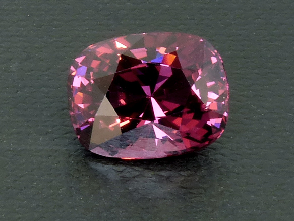 sri lankan pinkish spinel