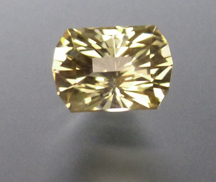 U.S. faceted Oregon sunstone