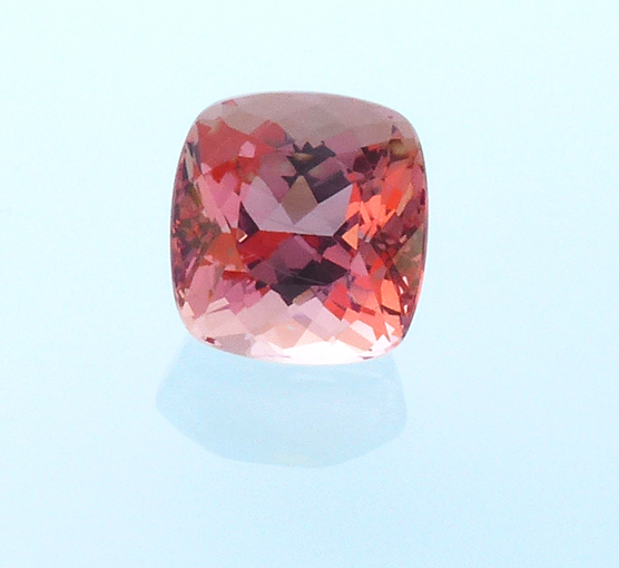 natural unheated imperial topaz