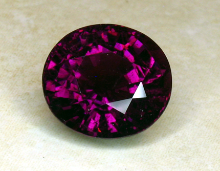 certed curprian purple mozambique tourmaline