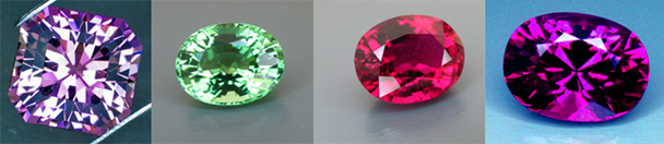 mozambique tourmaline examples