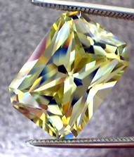 faceted zincite