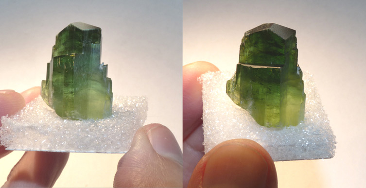 mt. mica tourmaline crystal