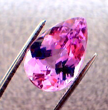published kunzite