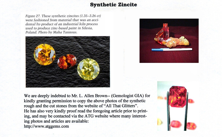 published zincite