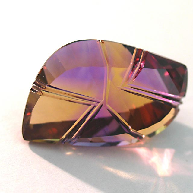 sculpted ametrine