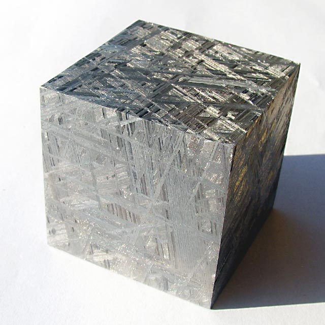Meteorite Cube by Atggems