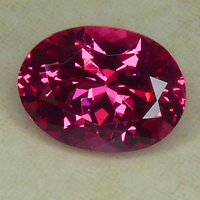 neon pink spinel Mahenge area